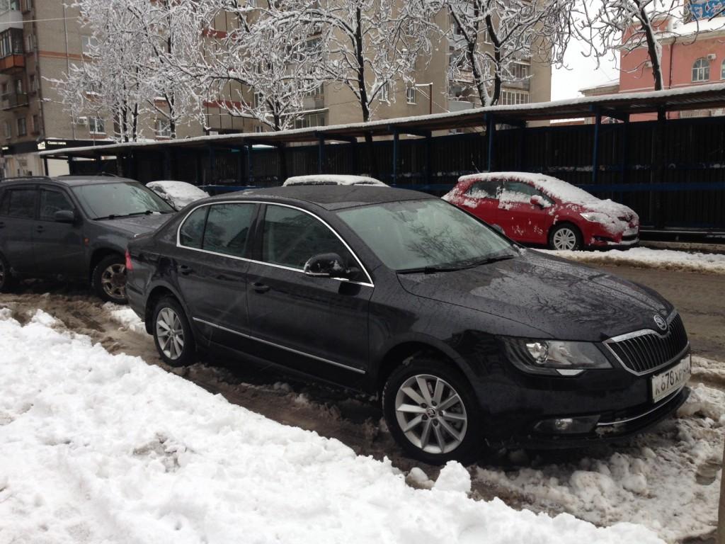 парковки фото2