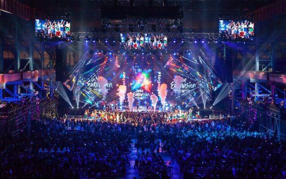 НаЕвровидение вукраинскую столицу приедут рекордные 43 участника— Newsweek