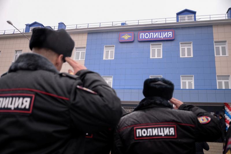 Начальнику отдела полиции Новоусманского района, «ложно понимавшего интересы службы», нашли замену