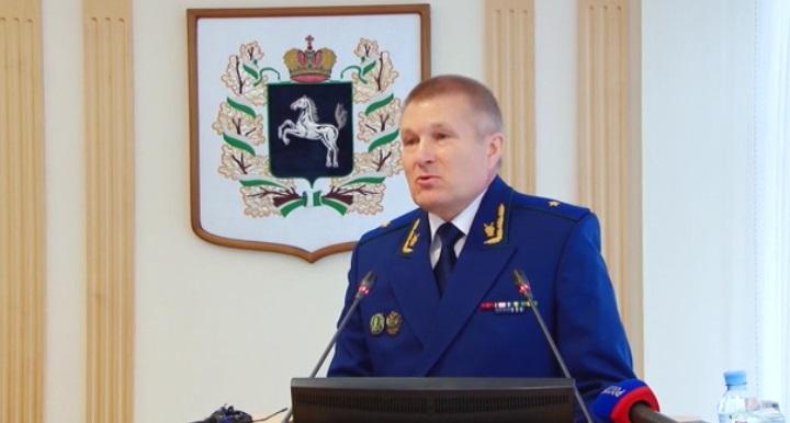 Наши в Сибири. Николай Шишкин представил томским депутатам Александра Семёнова