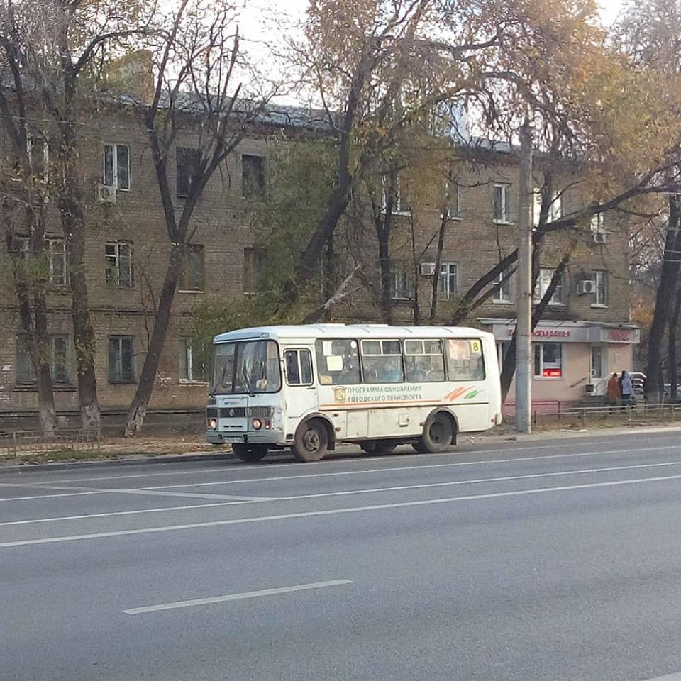 маршрутка Воронеж