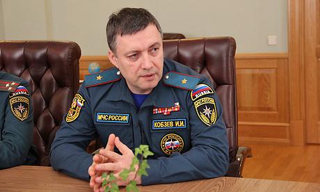 Игорь Кобзев Воронеж