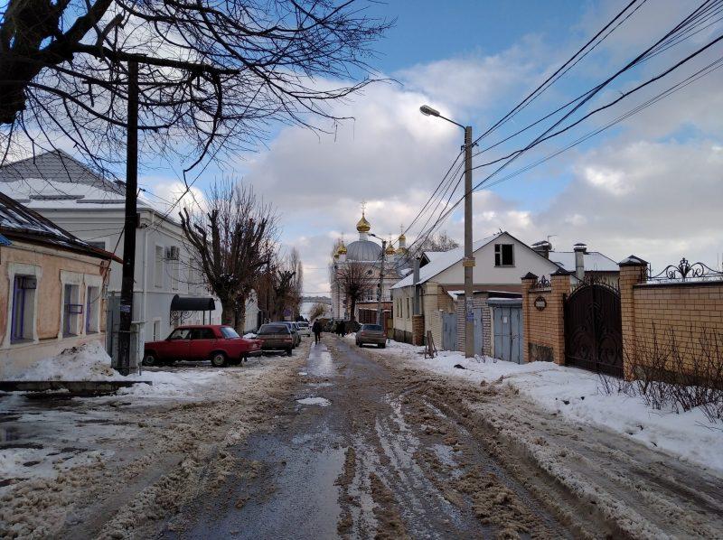 Храм Воронеж