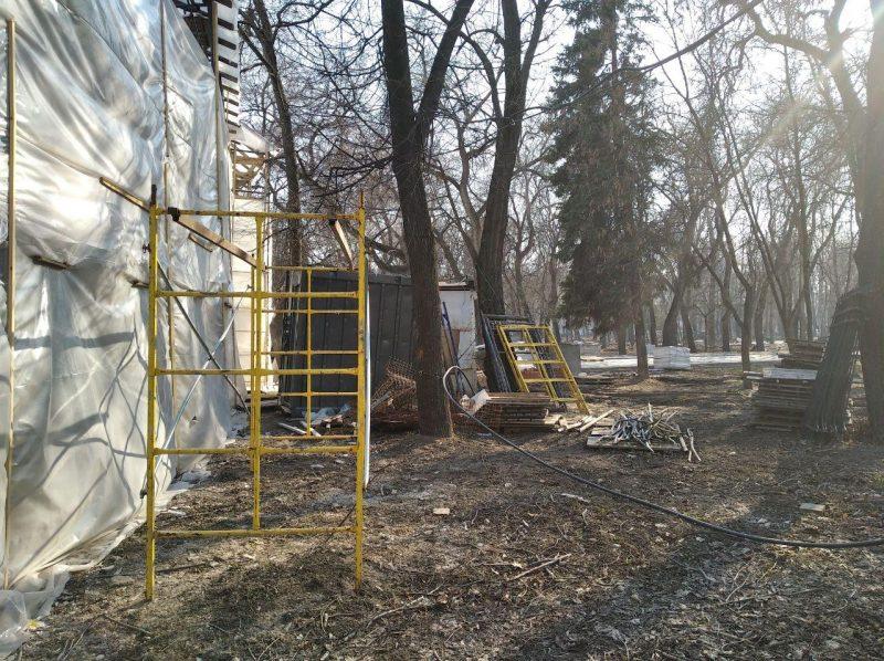 Park Orlenok Voronezh foto8