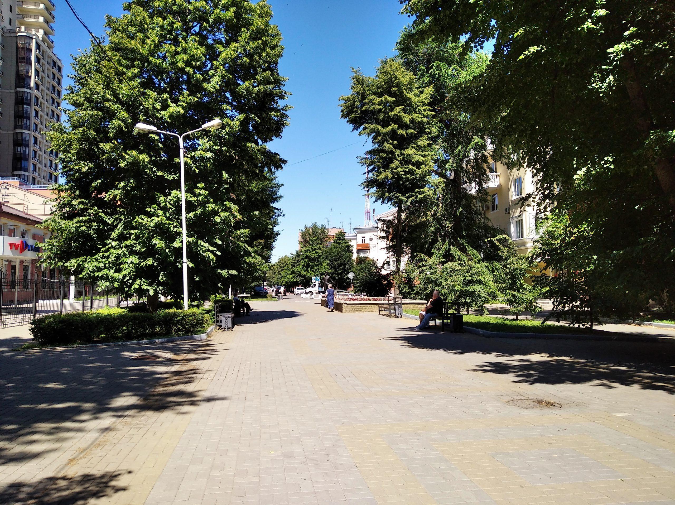 Воронеж лето