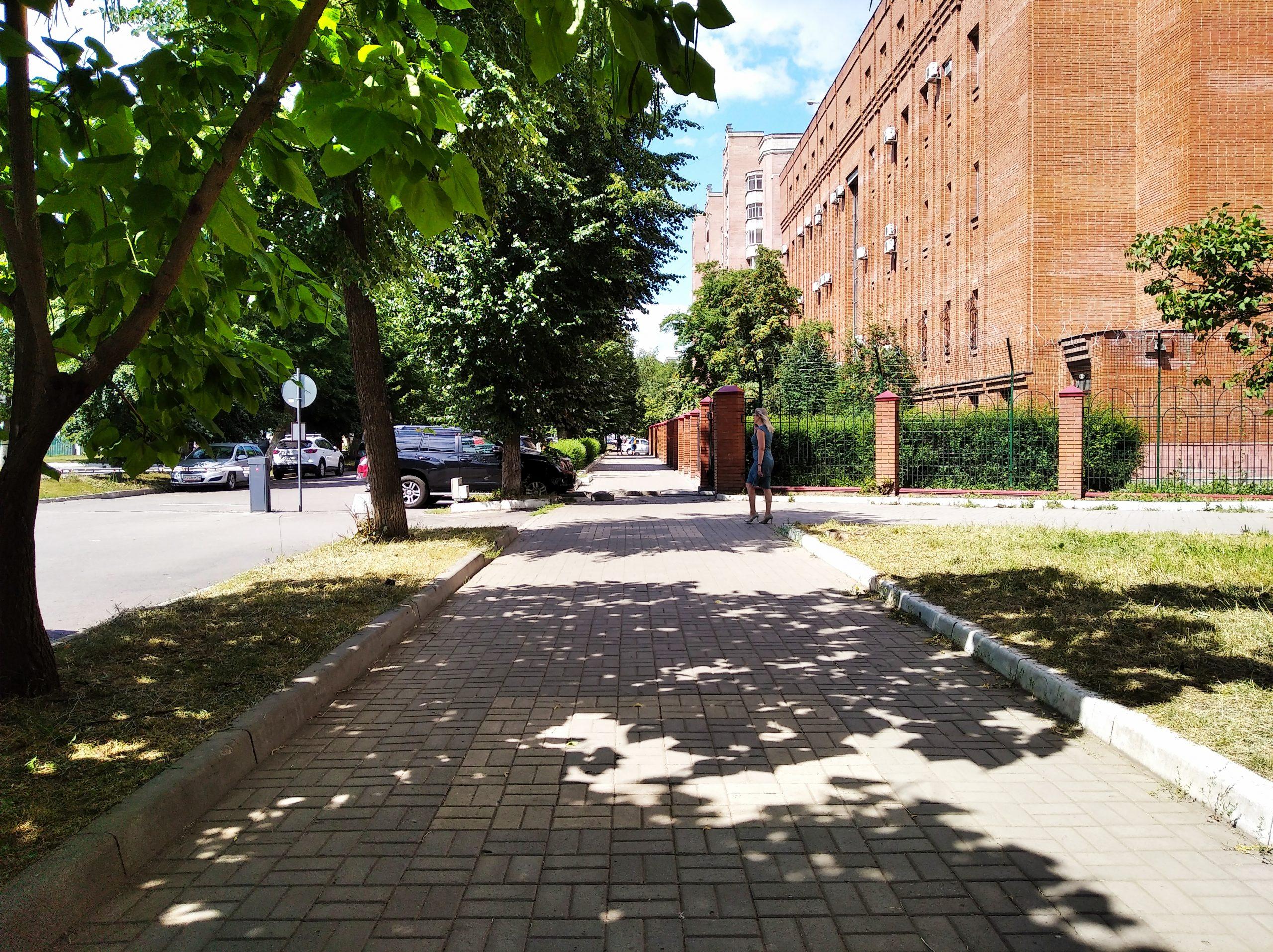 Лето Воронеж фото 1
