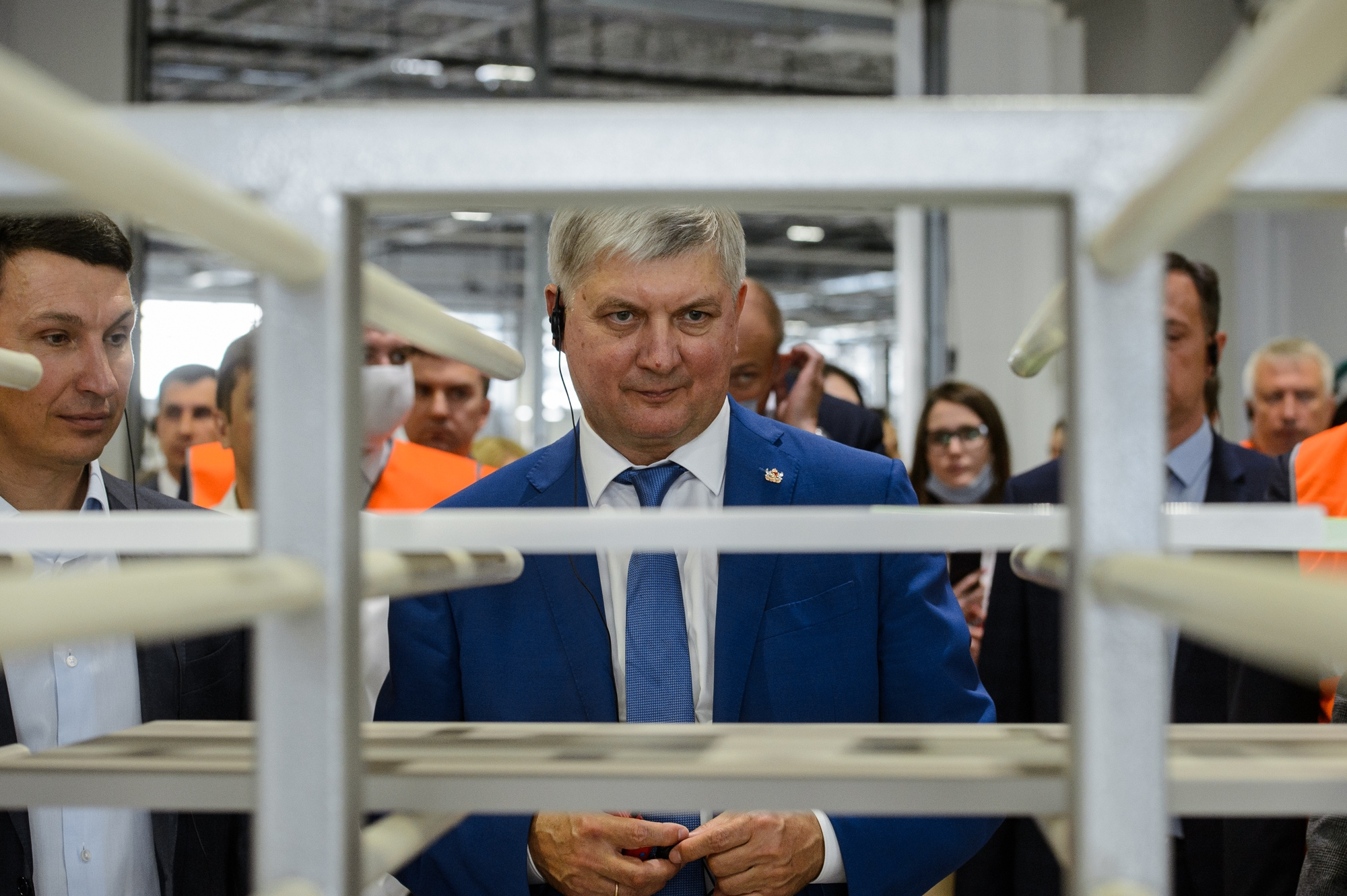 Гусев Воронеж губернатор