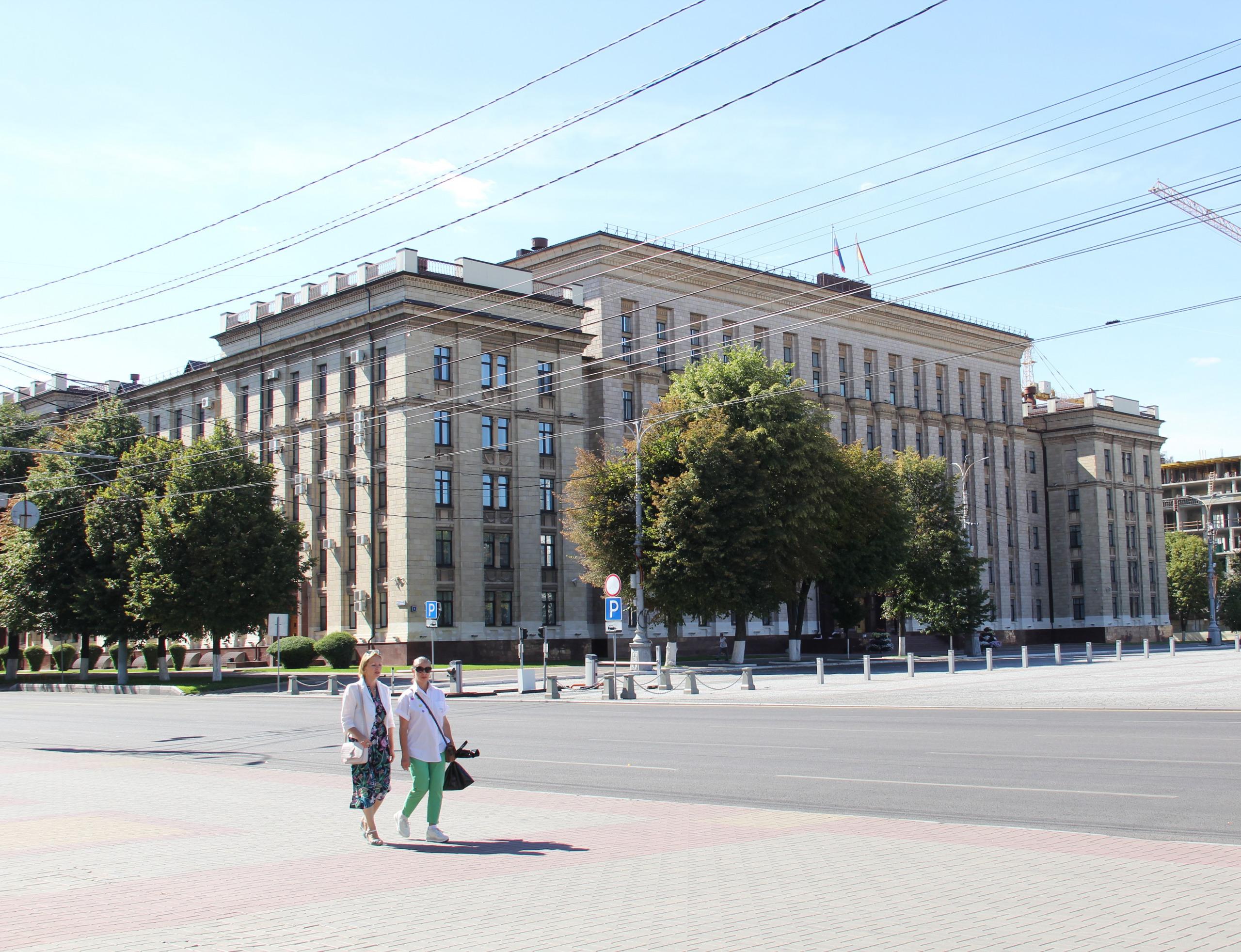 правительство Воронежской области 3