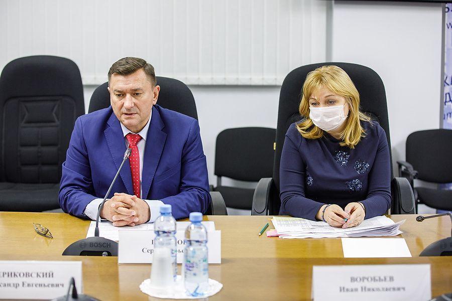 Сергей Потапов Воронеж