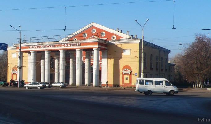 Воронеж снимок