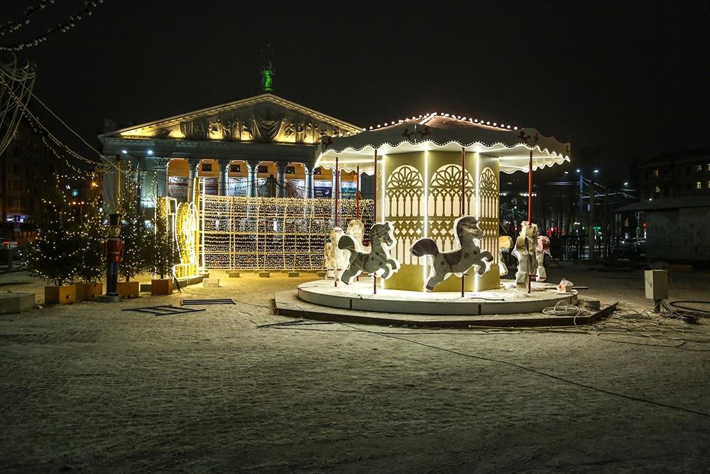 площадь Ленина Воронеж фото