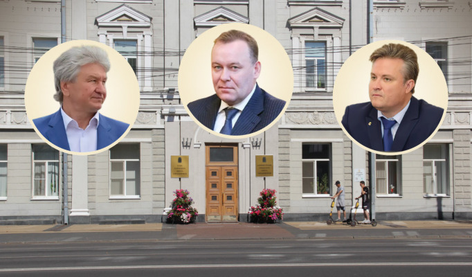 Юрий Бавыкин Воронеж