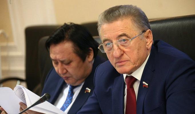 Cенатор Сергей Лукин Воронеж