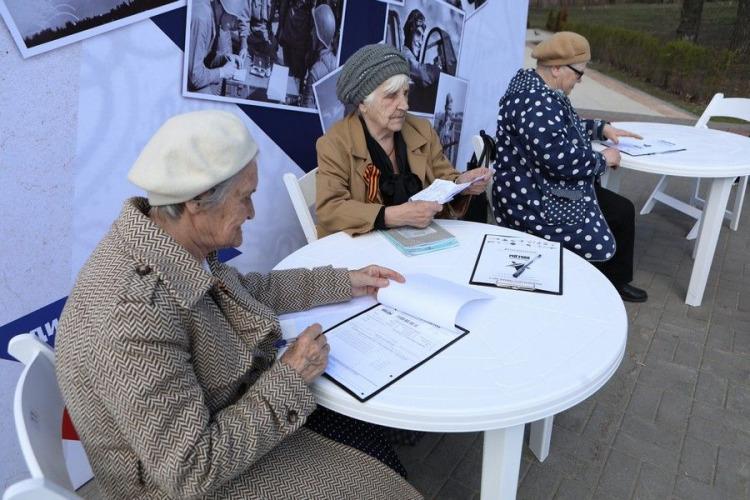 Диктант Победы в Воронежской области написали более 30 тысяч человек