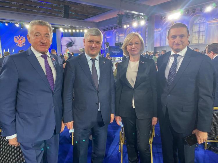 Сенатор Сергей Лукин: В Послании Президента представлены принципиально новые инструменты развития регионов