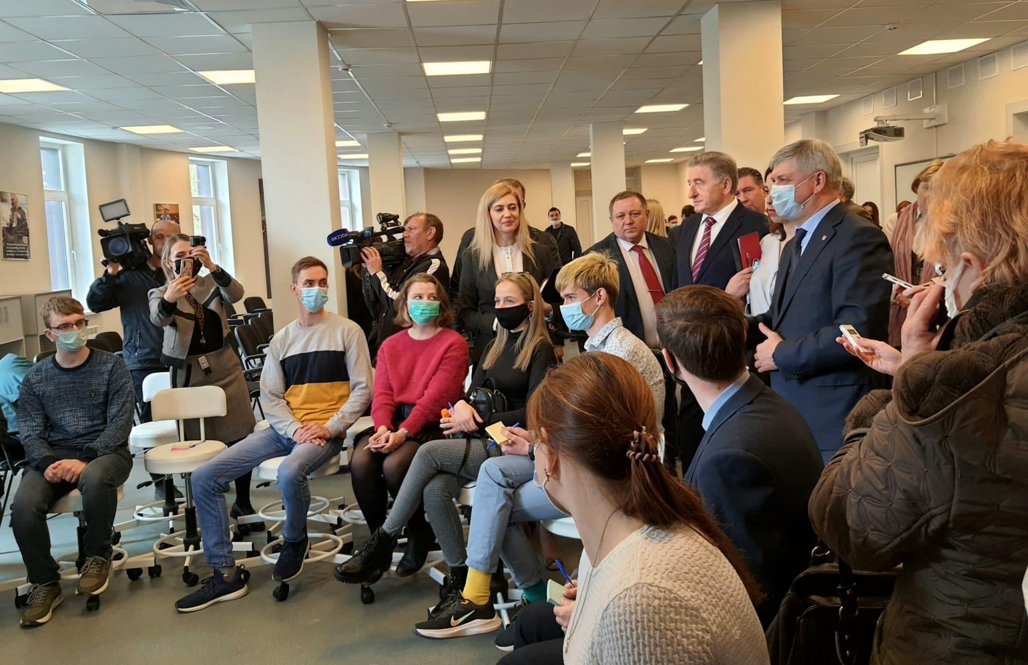 Сергей Лукин: Система высшего образования должна быть ориентирована на развитие региональных экономик