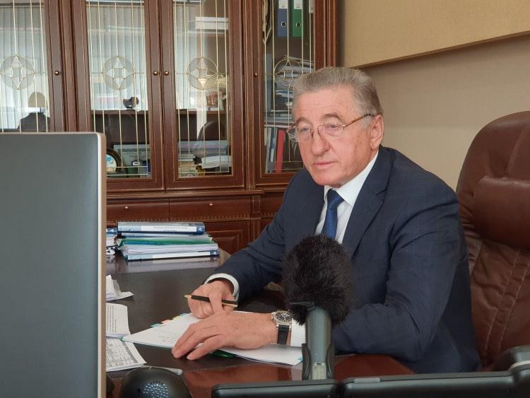 Сенатор Сергей Лукин: «Большинство проблем решаемо при активном участии граждан»